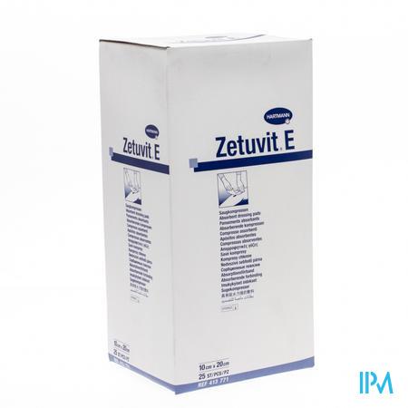 Zetuvit 10cm x 20cm 25 pièces