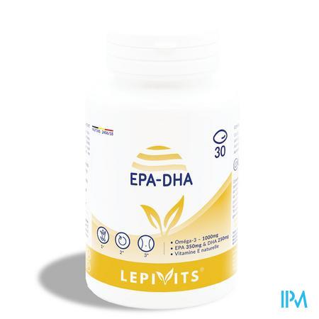 Lepivits Epa/dha+ Forte Caps 30
