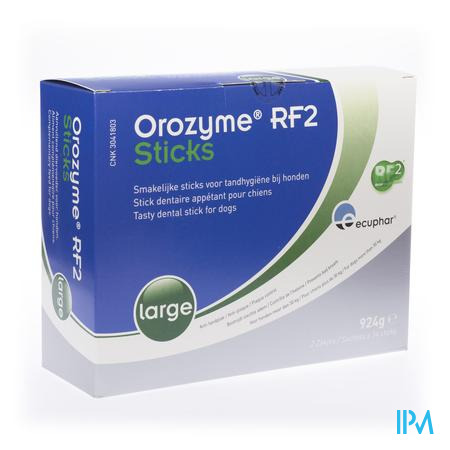 Orozyme Rf2 Sticks Large >30 Kg 2x14 pièces