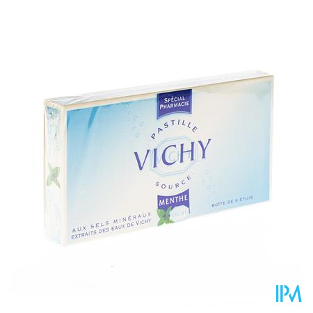 VICHY ETAT GRILLE MUNT 6ST