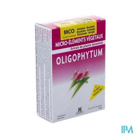 Oligophytum Mn-co Tube Micro-comp 3x100 Holistica
