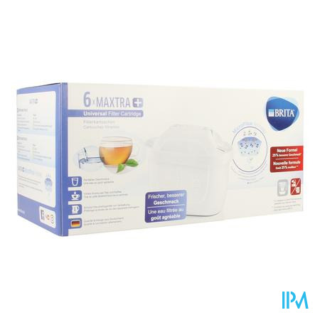 Brita Maxtra+ Filterpatroon 6-pack