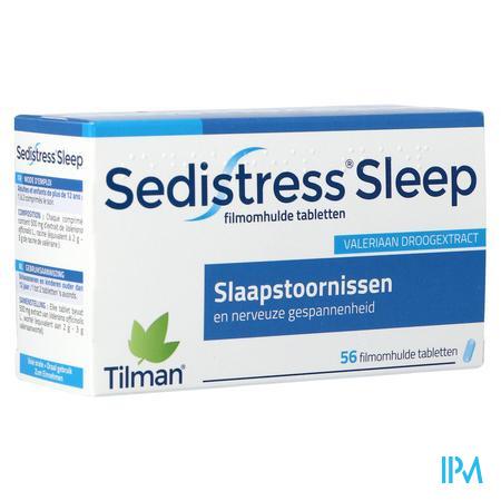 SEDISTRESS SLEEP 500 MG 56 COMP           (médicament)