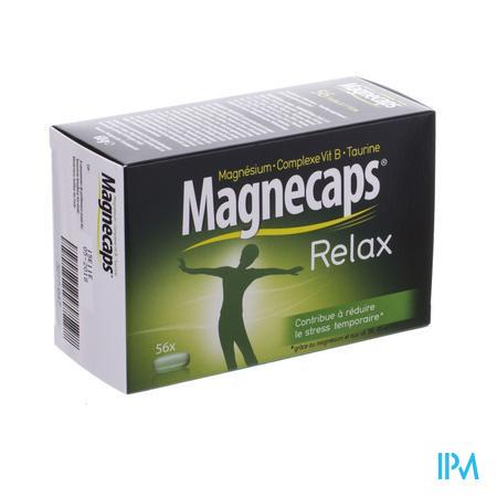 Magnecaps Relax Comprimes 56