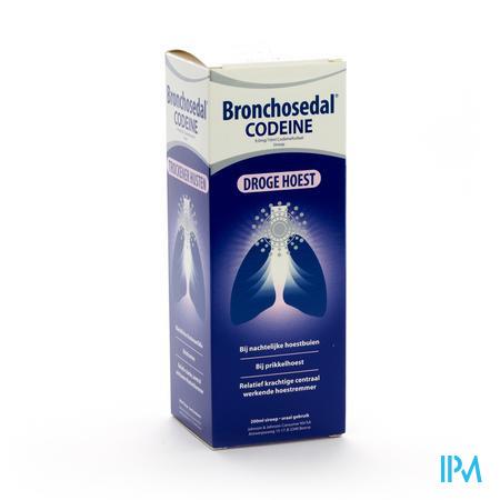 Bronchosedal Codeine Sir 200ml