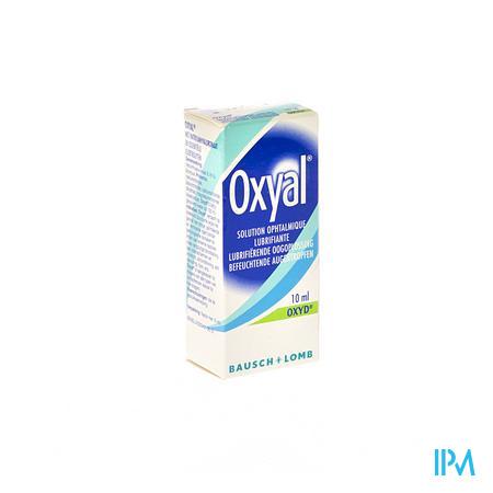 Farmawebshop - OXYAL COLL 10ML