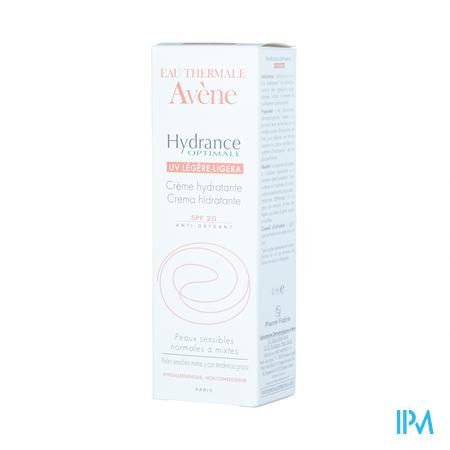 Avene Hydrance Optimale Uv Legere  40ml