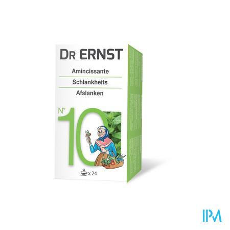 Ernst Dr Filters N10 Thee Vermagerend  -  Tilman