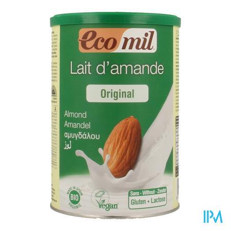 Ecomil Amande Bio 400 gr