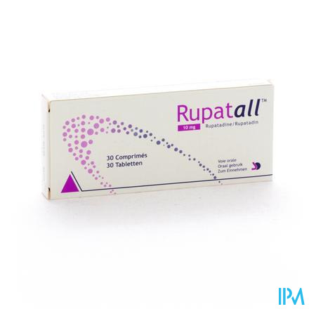 Rupatall 10mg Tabl 30