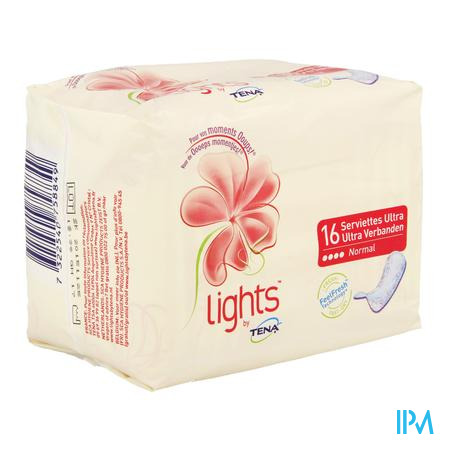 Lights By Tena Ultra Towel Normal 16
