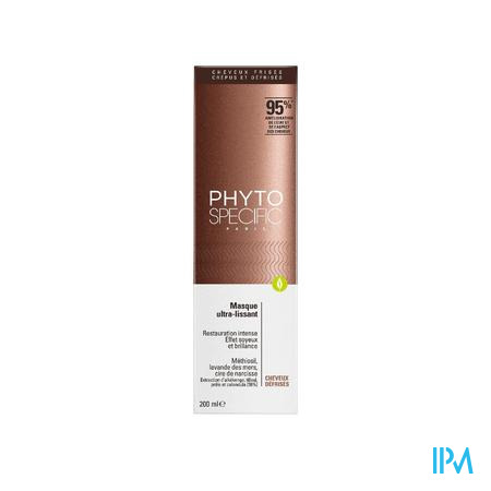 Phytospecific Shampoo Smoothing Tube 150ml + Etui