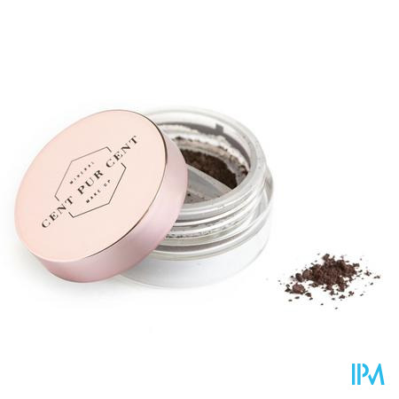 Cent Pur Cent Losse Minerale Shadow Biscuit 2g