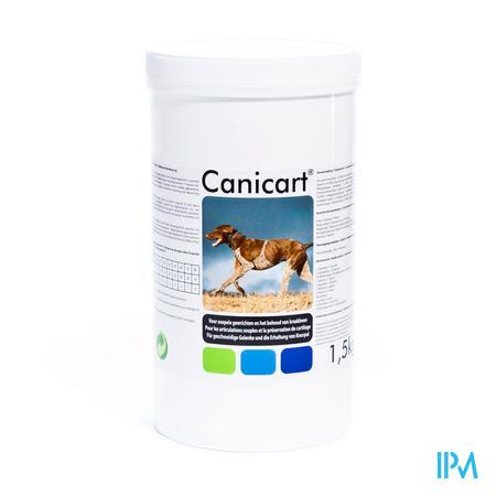 Canicart Oraal Poeder 1,5kg