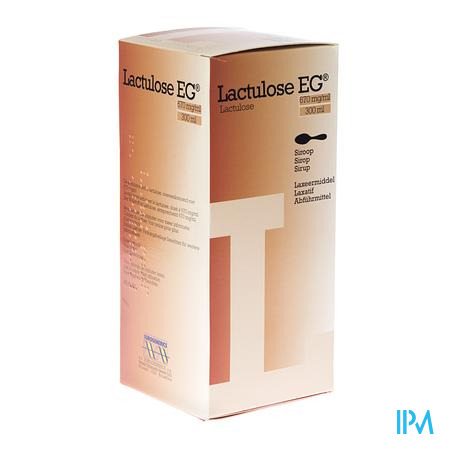 Lactulose EG Sirop 300 ml