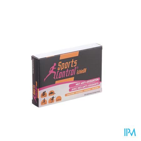 Sportscontrol Echinox 30 tabletten