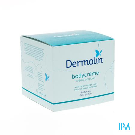 Dermolin Bodycreme Pot 200 ml