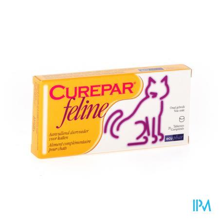 Curepar Feline 20 tabletten