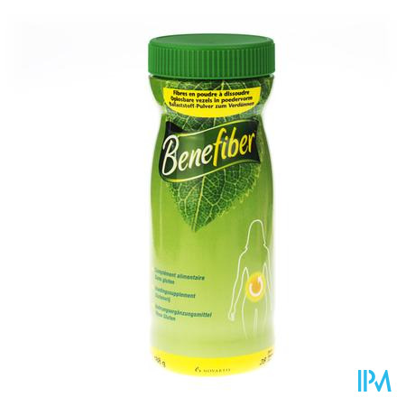 Farmawebshop - BENEFIBER PDR POT 188G