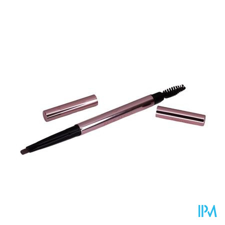 Cent Pur Cent Waterproof Browpencil Brun Fonce
