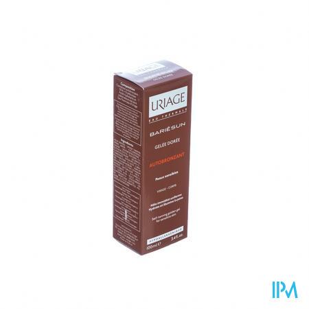 Uriage Bariesun Gelee Doree Zelfbruiner 100 ml