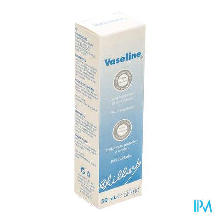 Gilbert Vaseline Blanc 50 ml