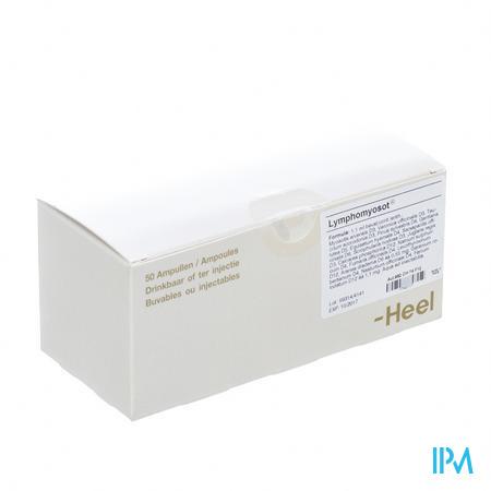 Lymphomyosot Ampoule 50 Heel
