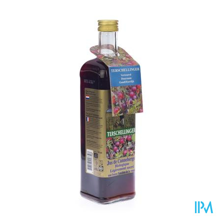 Skylge Cranberry Sap Gezoet 750 ml