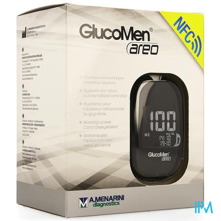 Glucomen Areo Set mg/dl Be 46215