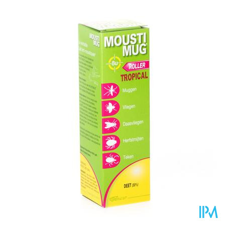 Moustimug Tropical 50 ml roller