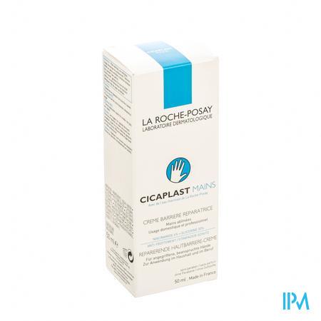 La Roche Posay Cicaplast Crème Pour Les Mains 50 ml