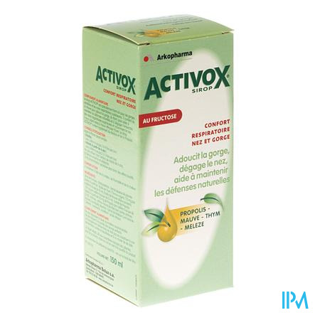 Activox 150 ml sirop