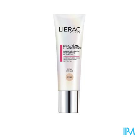 Afbeelding Lierac BB Crème Luminescence voor Perfecte Huid en Teint Sable SPF 25 Tube 30 ml.