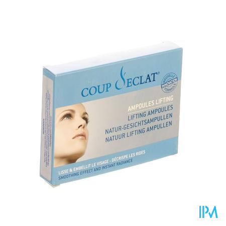 Coup d'Eclat Lifting 12 x 1 ml ampoules