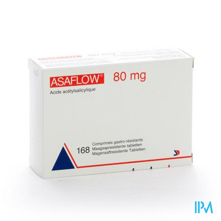 Farmawebshop - ASAFLOW NYCOMED COMP PELL 168X 80MG
