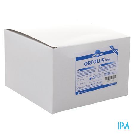 Ortolux Large Oogkompres 20 70108