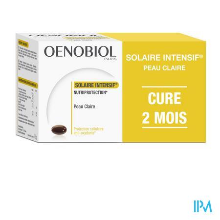 OENOBIOL SOLAIRE INTENSIF KUUR LICHTE HUID 2X30 CAPS