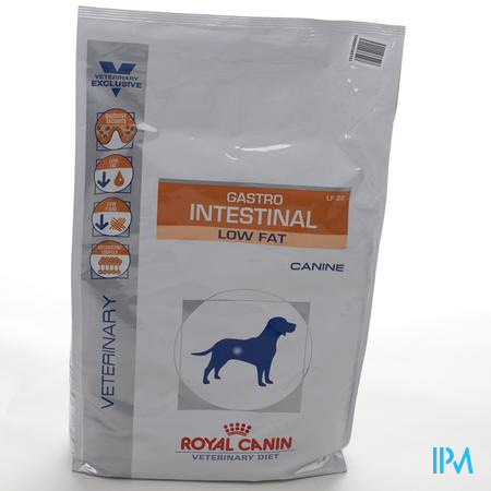 Royal Canin Hond Gastro Intestinal Low Fat 6 kg