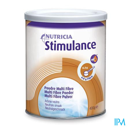 Stimulance Multi Fibre Mix Poudre 400 gr