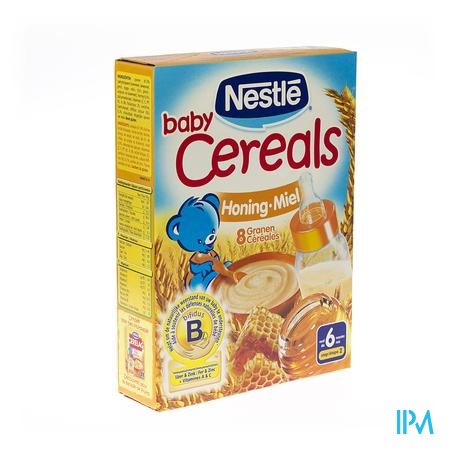 Baby Cereals Honing 250 g