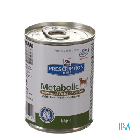 Hill's Prescription Diet Metabolic Canine 370 g