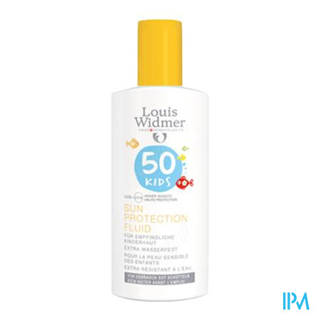 Widmer Sun Kids Protect.fluid 50 N/parf Fl 100ml