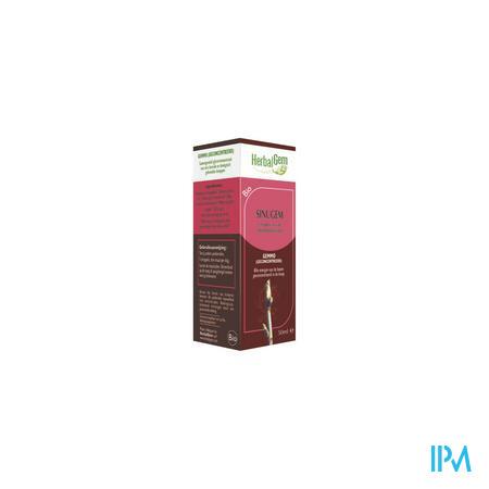 Herbalgem Sinugem Complex Voies Respir. Gouttes 50 ml