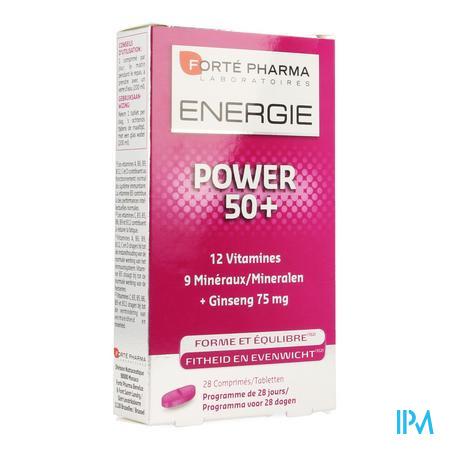 Energie Power 50+ Comp 28
