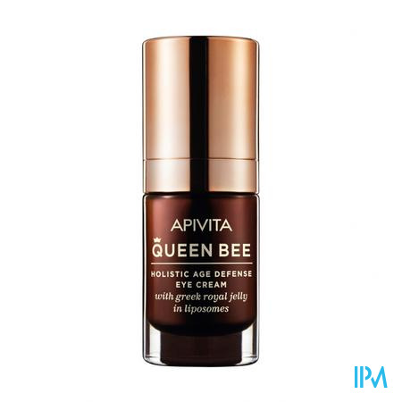 Apivita Queen Bee Age Defense Oogcreme 15ml