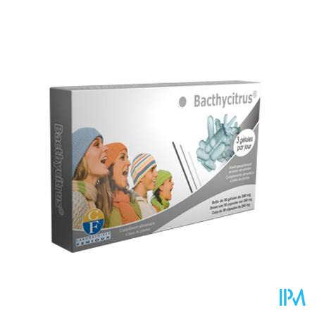 Bachtycitrus Gel 30
