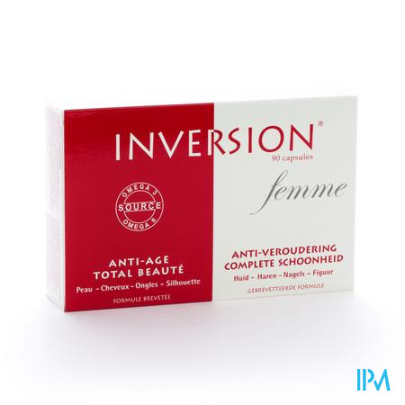Inversion Femme Total Beauty Tabl 90