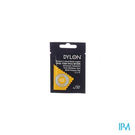 Dylon Kleurstof 02 Golden Glow Mp2
