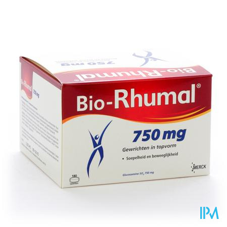 Bio-Rhumal 750mg 180 tabletten