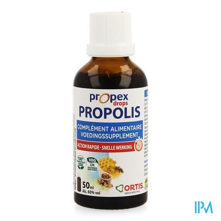 Ortis Propex Propolis Gutt 50ml